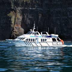 Cliffs of Moher Ferry