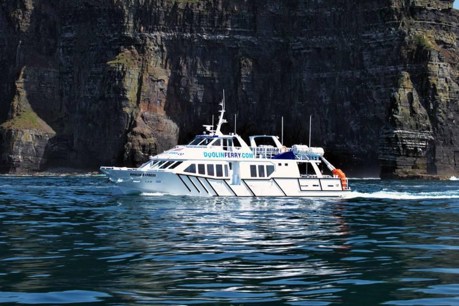 Cliffs of Moher Ferry