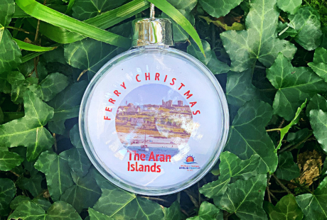 Aran Islands Christmas Tree Bauble