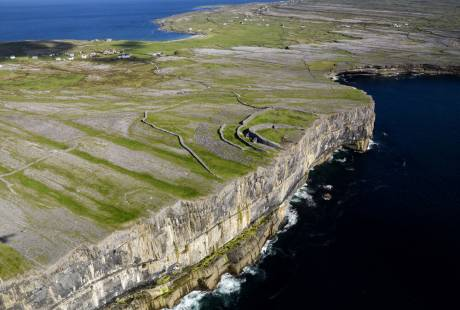 Dun Aonghasa on Inis Mor, Aran Islands.